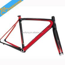 Hot selling Carbon fiber Road Bike Frame,cheap Carbon frame Road Bicycle,OEM carbon bicycle frames