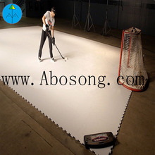 Abosong hockey plastic sheet, Hockey Rink Boards, hdpe sheet for hockey