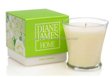 Handmade wholesale candle boxes,paper boxes,Embossing candle packaging boxes from factory