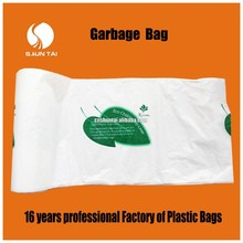 Biodegradable HDPE multicolored grocery packaging plastic bags