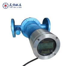 Mechanical/digital alcohol fuel oil flow batch controller