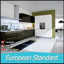 European standard pictures modular kitchen