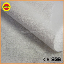 waterproof cotton terry cloth with TPU coated