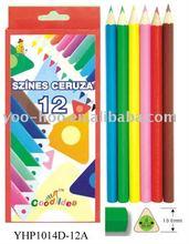 Natural Wood,strip,round, hexagonal Color Pencil