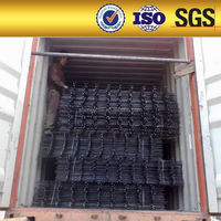 (China factory hot sell! ISO9001)strong structure concrete reinforcing rebar welded wire mesh