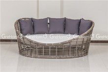 reclining furniture living room round sofa set