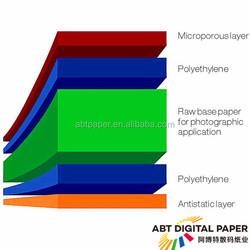 RC Inkjet Photo Paper 180g/260g A4