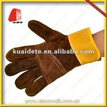 leather gloves safety in europe market