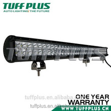 "TUFF PLUS competitive price dual row LED light bar 18W/36W/72W/288W,4"" Led Light Bar Flood/Spot Combo Beam- 3W Led light bar"