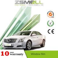 New Vision 2ply SRC solar window film high quality heat resistant window film design