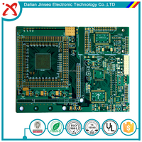 Fr4 Rohs double sided Coolfire pcb game board