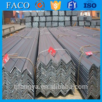 Fangya Angle Steel ! boron steel plate hot rolled equal steel angle bar 50x50x5