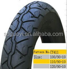 high quality motorcycle tire 100/90-10
