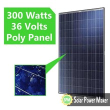 100w 200w 300w 350w 400w 500w Grade A Solar Panel High Quality Poly PV Solar Panel In Chile