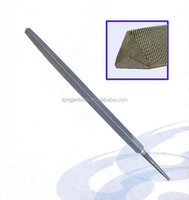 SK-7 Hardened Steel Phosphate Finished Triangular Steel File