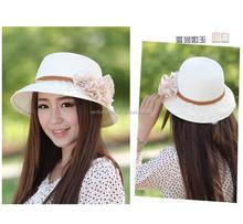 Fashion Wholesale Kids Straw hats Girls
