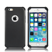 Heavy Duty Anti-Shock PC+Silicone Hybrid Case for Apple iPhone 6 5 5s 4 4s