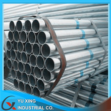 Tianjin manufacturer galvanized steel pipe