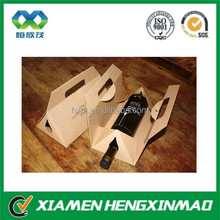 Hot sale wine luggage carrier;portable wine carrier;wine bag wine box wine carrier