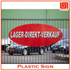 Customed PP Hollow Sheet Outdoor Stand Wholesaler
