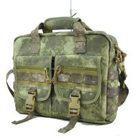 Field gear AT multicam High Qulaity Leisure Style waterproof nylon laptop bag vertical laptop bag document bag briefcase