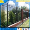 High Quality Metal Scallop Picket Steel Decorative Fences