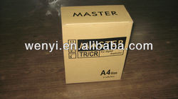 factory directly sell ! RISO TR/CR A4 master & RISO MASTER & RISO DUPLICATOR digital master roll