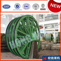 high quality casting lifting rope sheave pulley