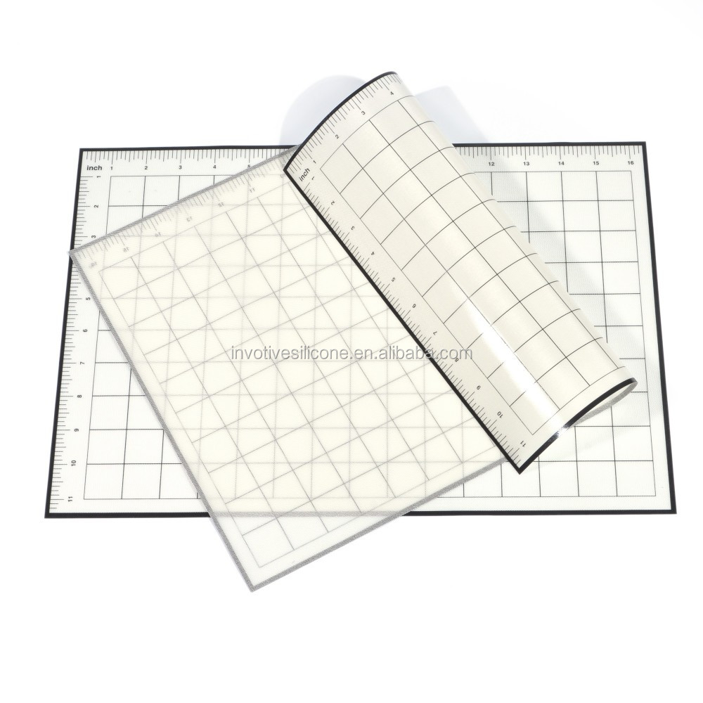 Sedex factory tick mark check silicone glass fibre mat for baking-3