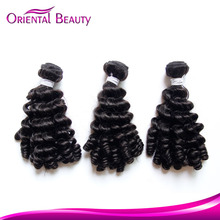 100% natural shedding free best selling fumi hair, double drawn remy virgin human fumi hair