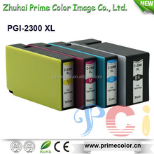 Compatible Ink Cartridge PGI-2300 XL with Dye/pigment ink for Japan Market