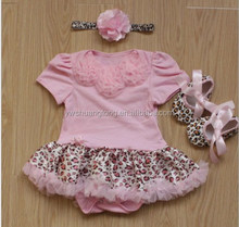 ST-247New Dsign baby suit, headband, clothes,skirts, shoes 3 times
