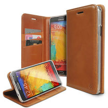 Discover LEATHER cell phone case for Galaxy Note 3