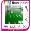 Double component good adhesion anti slip epoxy floor paint