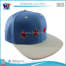 2015 new arrival custom embroidery snapback caps and hats cheap