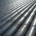 Espiral de soldadura de tubos de acero