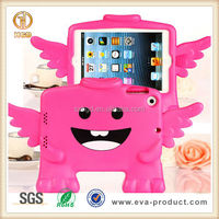 Angel Design Standing Kids safe EVA Hard Tablet Case Plastic