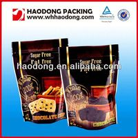 Resealable Mylar Ziplock Bags With Standing up Package