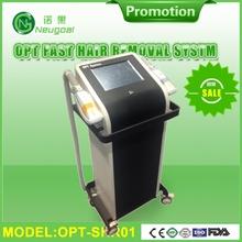 2015 Home use, salon, laser hair removal IPL+RF Elight beauty machine
