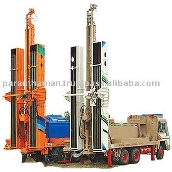 well drilling machine rental