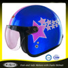 DOT FUSHI women open face motorcycle helmets