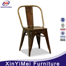 reliable factory metal dining chair made in Guangdong