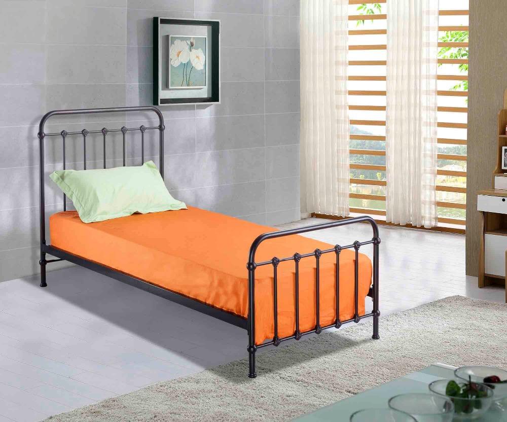 Single Bed Simple Designs : 2015 latest design single bed for bedroom furniture