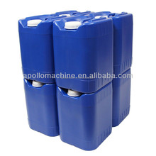 HDPE blue plastic barrel drums plastic making blowing mold machine