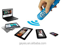 Geyes Mullti-functional wireless pen mouse,Presenter,wireless mouse, remote,laser pointer all in one mouse