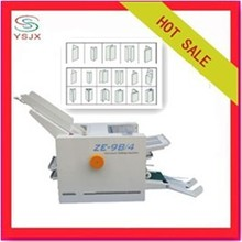 Automatic sheet paper folding machine