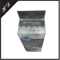 China factory price plastic cleansing device clear box