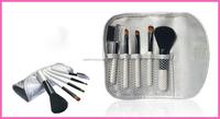 5pcs new brand beat selling makeup brush set travel cosmetic kit