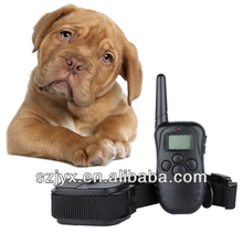 998D Remote Control 100 Level LCD Dogs Training Shock Collar