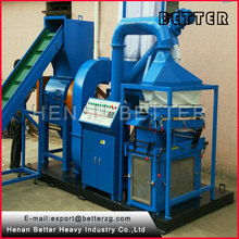Export to India Scrap plastic recycling machine